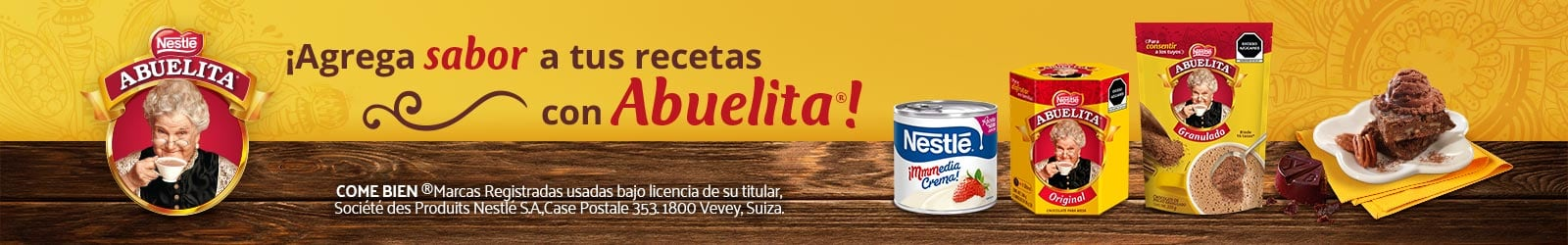 Nestle Abuelita
