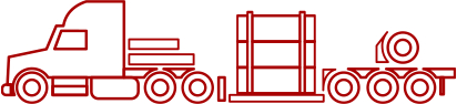 Lowbed Trailers icon