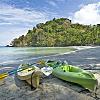 Ocean Kayaking in Bali