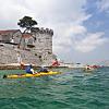 Rent Kayaks to Explore Korcula's Coast