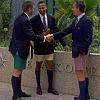 Bermuda Shorts and Knee Socks