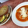 Lunch at Restaurant La Bocana