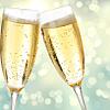 Champagne at Flûte l'Étoile