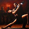Amateur Tango show