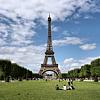 Romantic Picnic Under The Eiffel Tower