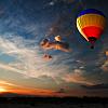Sunrise Balloon Ride overlooking the Catskills