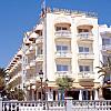 Hotel night in San Sebastian