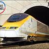Eurostar train passes