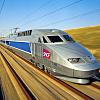 TGV - Paris to Avignon