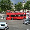 Paris City Hop-on Hop-off Tour