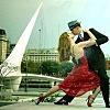 A tango performance