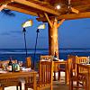 Beachfront dinner at Ola
