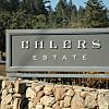 Ehlers Estate -Wine Tasting