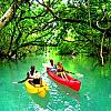 River kayaking tour