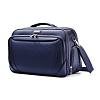 Samsonite Silhouette Sphere Weekender Boarding Bag in Indigo Blue
