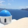 Ferry Ride to Santorini