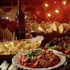 Dinner at Il Santo Bevitore