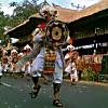 Barong Dance Performance
