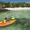 Kayak to Treasure Island
