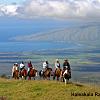 Horseback Tour of Haleakala Volcano Crater