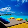 Premium Sunset Spa Over Water Villa