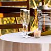Dinner at Gaïa Riverlodge Restaurant and Lounge