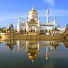 Mangrove Safari Cruise and Omar Ali Saifuddien Mosque