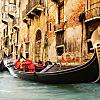 Gondola Ride along the Grand Canal