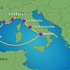 7 Dias Crucero por el Oeste del Mar Mediterraneo, Francia e Italia
