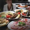Dinner for 2 at Taverna Tou Psiri
