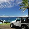 Jeep rental for Island exploration
