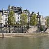 Apartment on the Seine