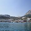 Ferry to Isola di Capri