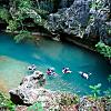 River Cave Tubing