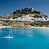 Hotel in Rhodes, Greece
