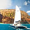 Na Pali Snorkel Picnic Sail
