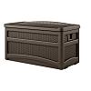 Suncast 46-in L x 23.5-in W 73-Gallon Resin Deck Box