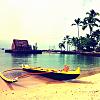 Wa'a Canoe Ride