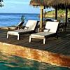 Private beach villa