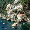 Boating to  Conca dei Marini  & Lunch at La Tonnarella