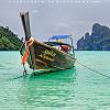 Longboat from Krabi to Koh Yao Noi