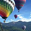 Hot air balloon,wine tasting,horseback riding package