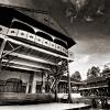 Borneo Rungus Longhouse