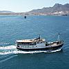 Ferry Between Islands