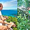 Jamaica Sky Explorer & Bobsled Combo