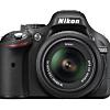 Nikon D5200 24.1 MP CMOS Digital SLR with 18-55mm f/3.5-5.6 AF-S DX VR Nikkor Zoom Lens