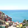 Gelato and Wine in Monterosso al Mare