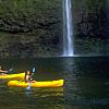 Kayak and Hike Trip to Sacred Falls