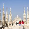 Airfare - San Sebastian to Barcelona, Barcelona to Milan
