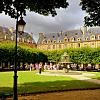 Picnic at Place des Vosges
